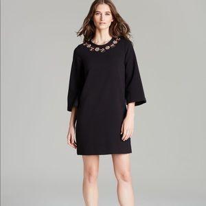 KATE SPADE ♠️ embellished black dress
